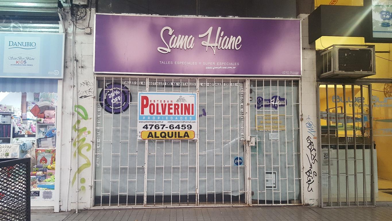 VILLA BALLESTER CENTRO LOCAL SOBRE PACIFICO RODRIGUEZ