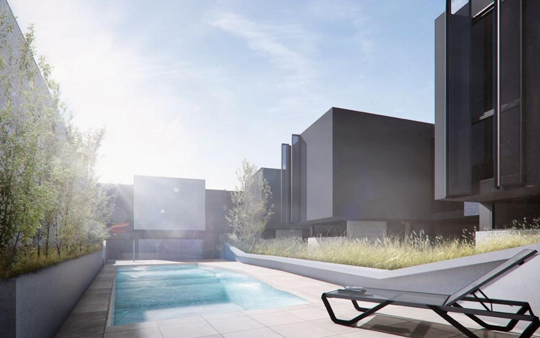 Riccheri 357 Casa en edificio de categoría COMPLEJO PICHINCHA.