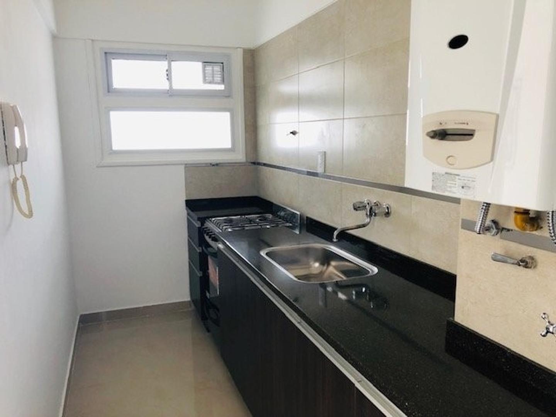 Departamento - 38 m²   1 dormitorio   Frente