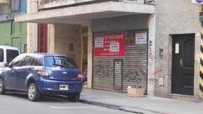 Local sobre Sarmiento a metros de Av. Callao