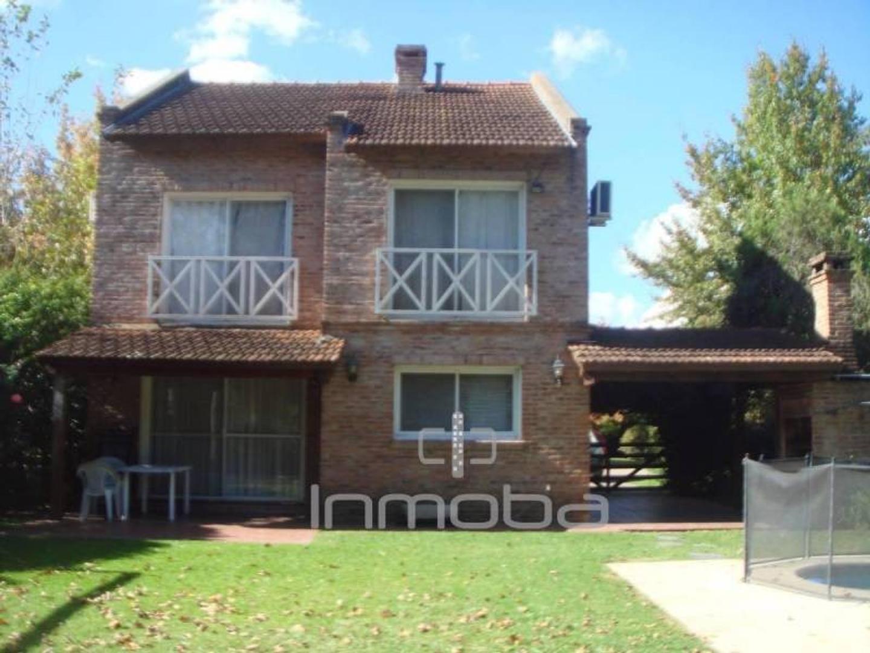 Inmoba - La Delfina, Casa en Alquiler Anual o de Abril a Dic 2018 AMOBLADA