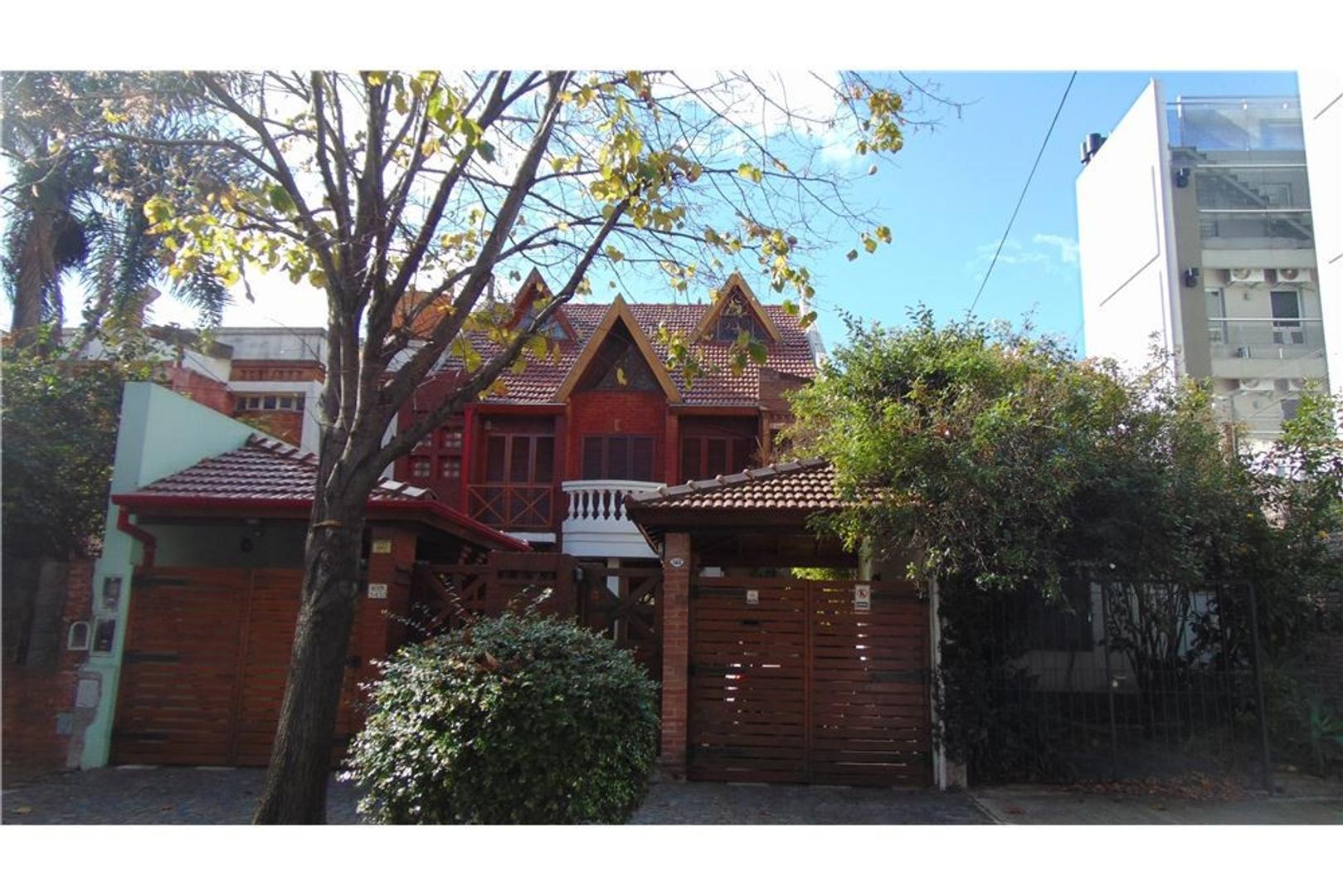 Casa duplex 3 dorm.,garage, jardin, quincho
