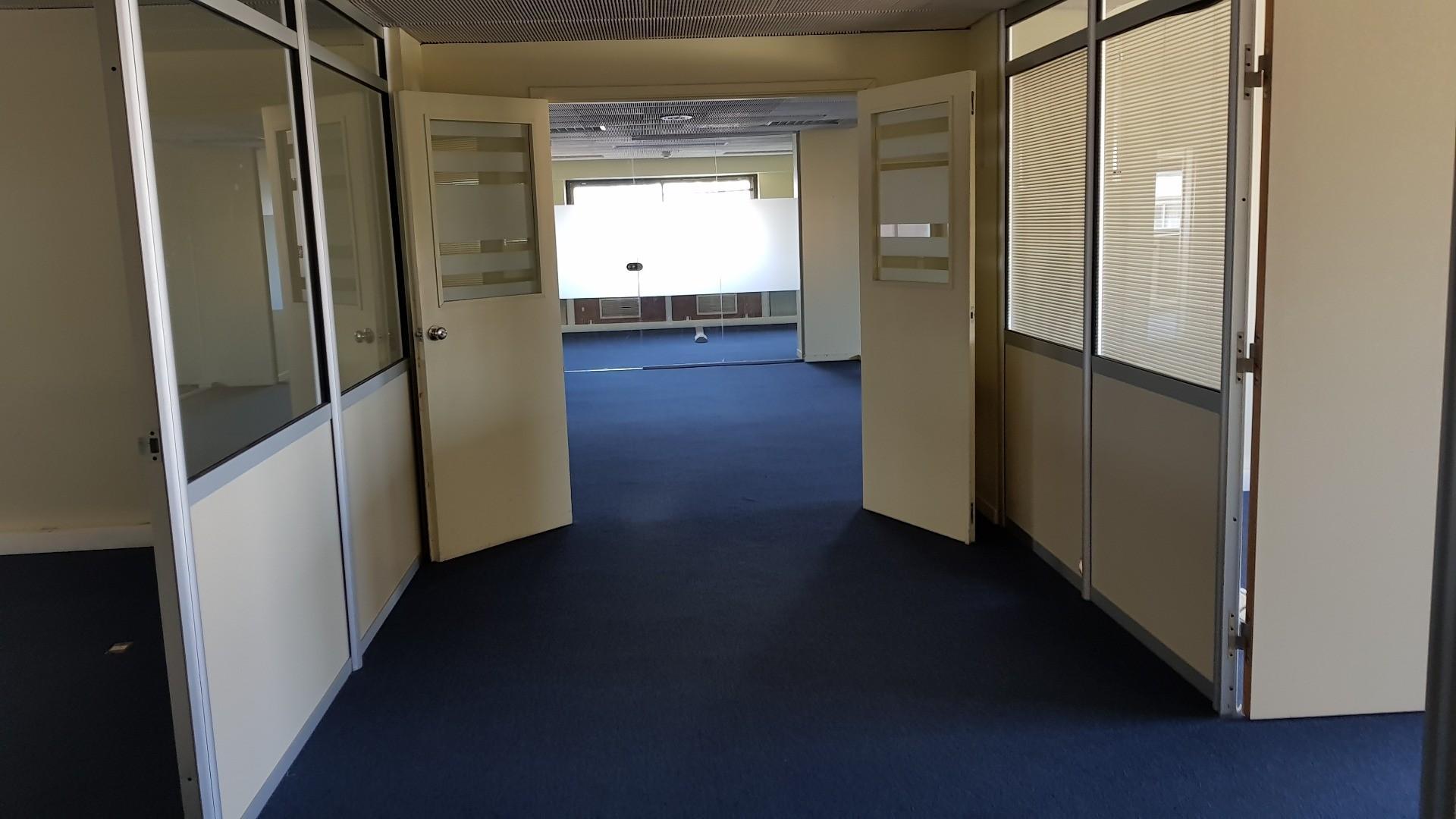 Oficina de 254 m2 en una planta (piso 10)
