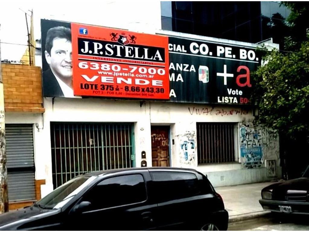 Lote Ideal para Desarrollo / Comercial en PERU 2222 - San Justo