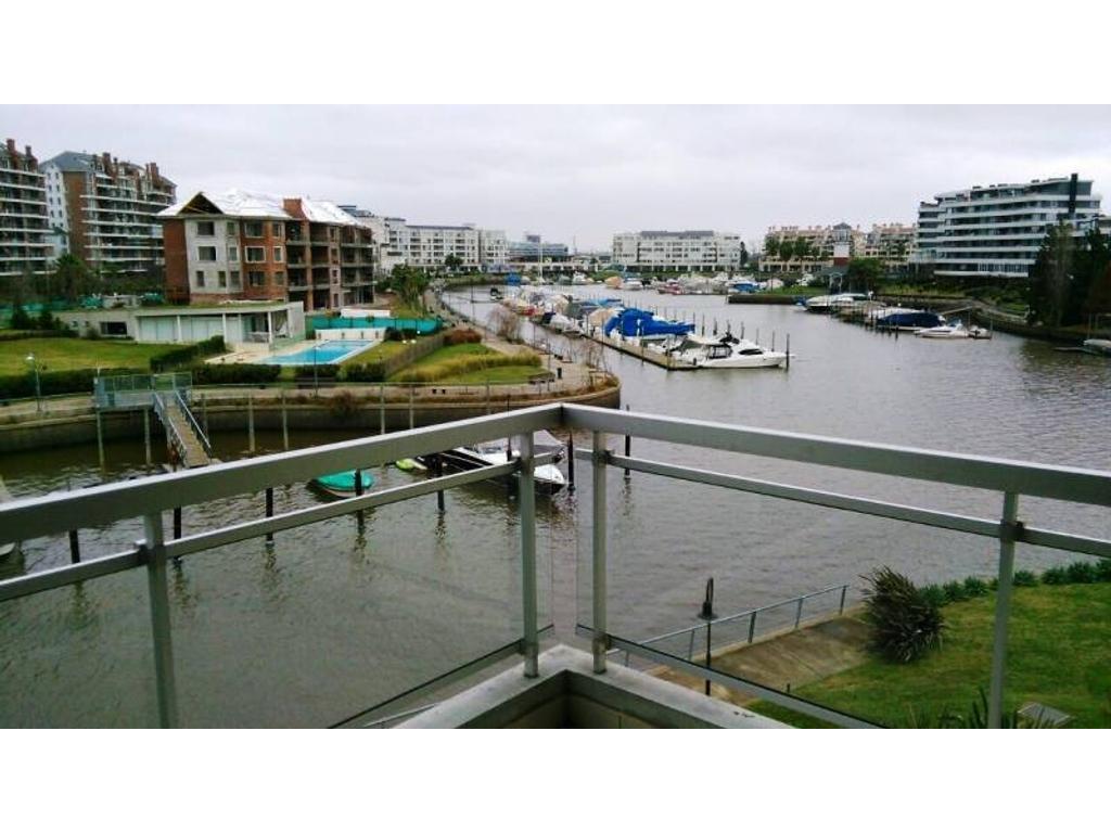 ISLAS DEL CANAL | RIBERA 2 | Departamento de dos ambientes al RIO en venta