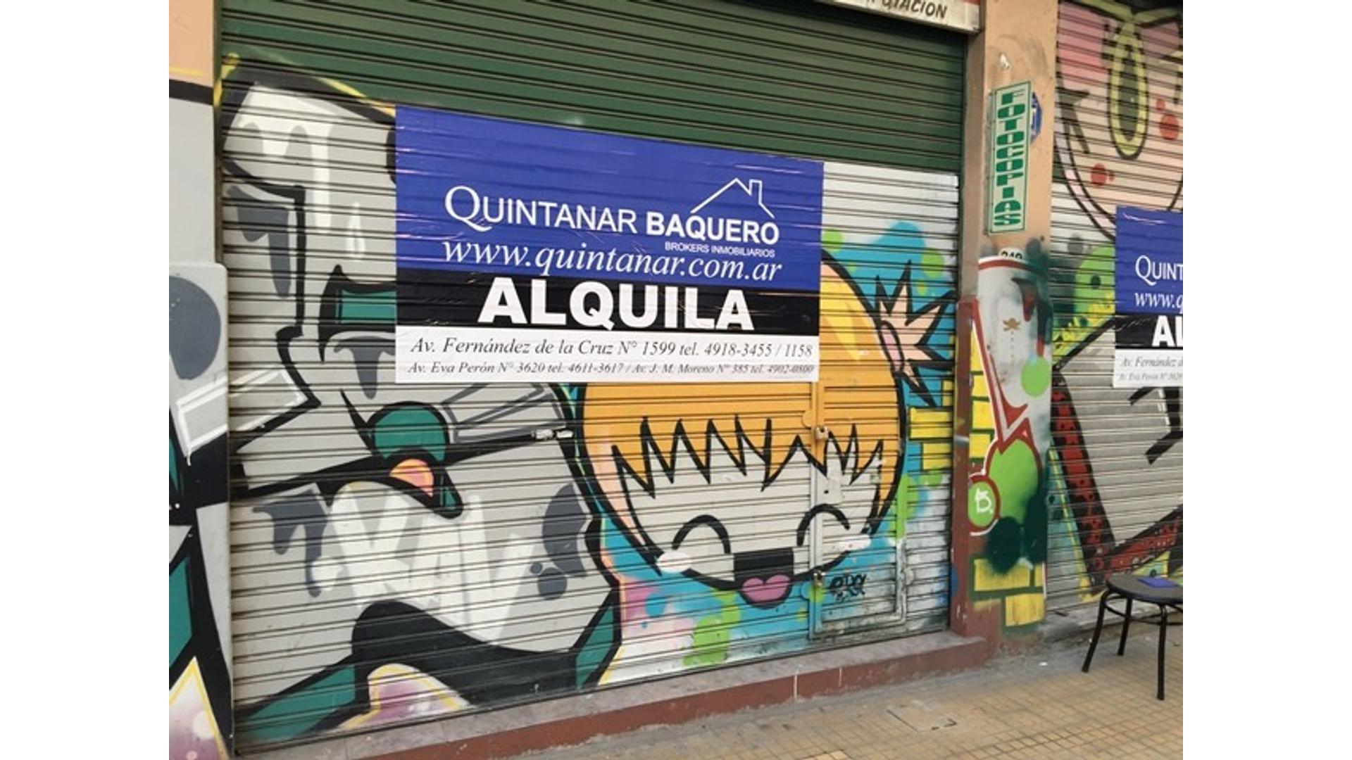 Alquiler de local de 19 M2 en San Telmo