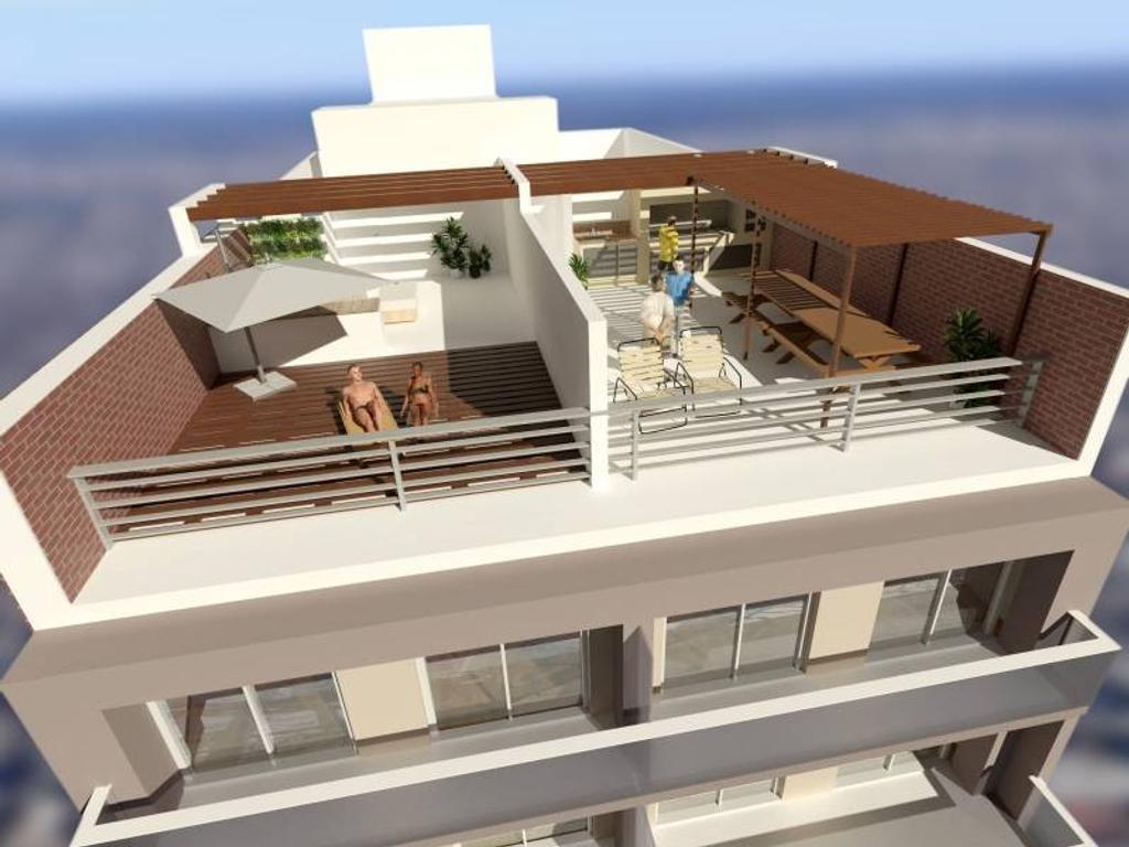 1 dormitorio ideal para vivienda
