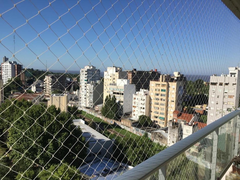 Departamento en Alquiler en Vicente Lopez Vias / Rio - 3 ambientes