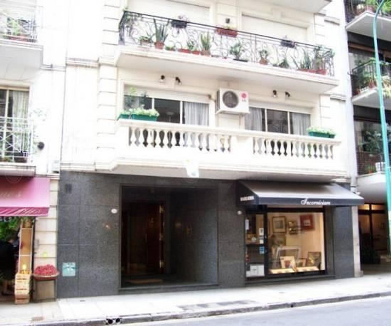 Piso Prox Plaza Vicente Lopez Bajas expensas  3 dormitorios Juncal 1600