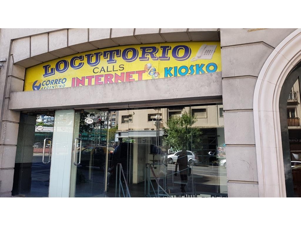 Local, gran foco comercial, en la mejor zona de Retiro - Centro