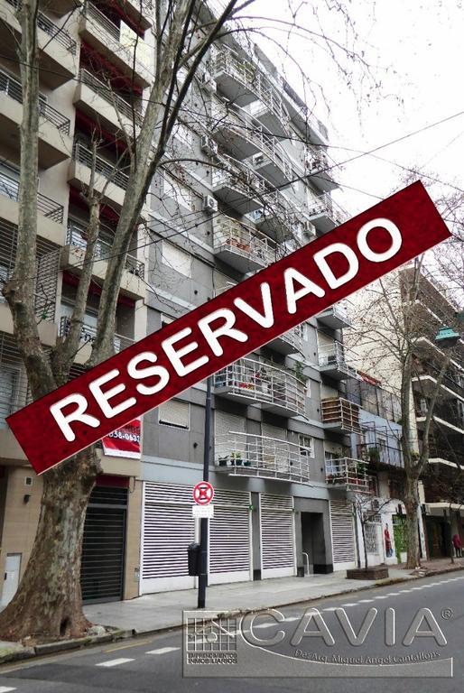 Departamento en Alquiler de 1 ambiente en Capital Federal, Villa Crespo