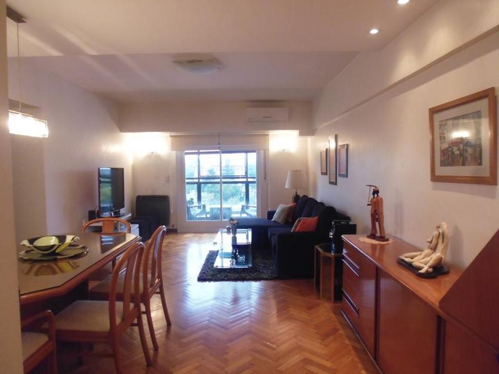 Muy lindo 4 ambientes en Belgrano Chico - 4amb. con cochera y baulera