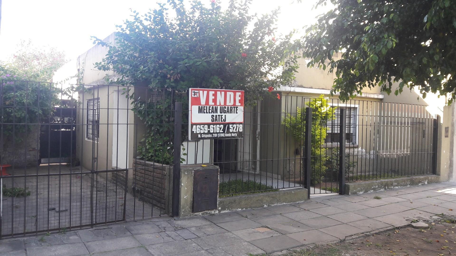 Casa en Venta en El Palomar - 3 ambientes