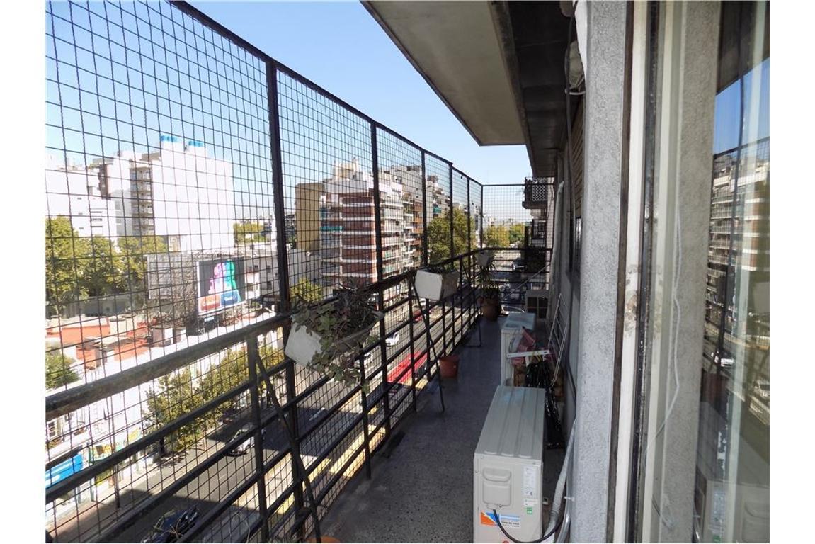 Venta 4 Ambientes en Villa Crespo c/ balcón frente