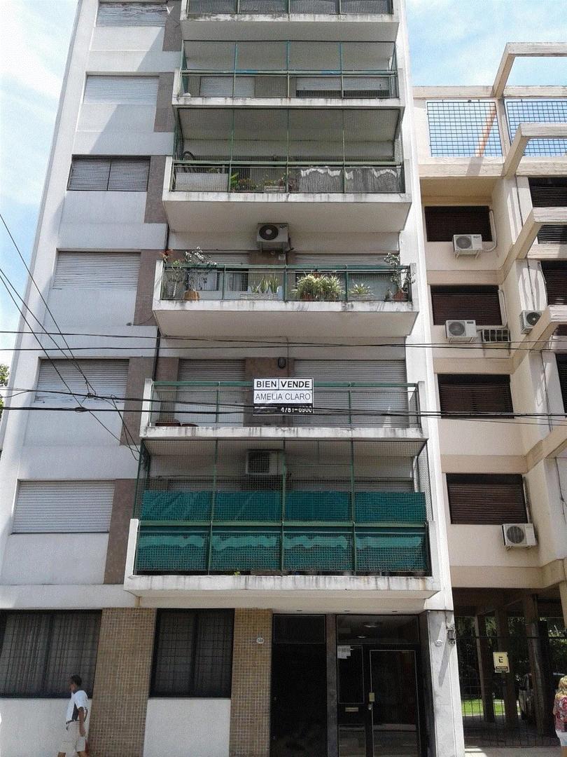 3 AMBIENTES CONTRAFRENTE BALCÓN  LAVADERO LUMINOSO A 1/2 C MONROE  EXCELENTE ESTADO