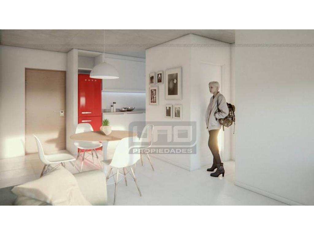 Ovidio Lagos y San Lorenzo - Dpto de 1 Dormitorio. Cochera disponible. Vende Uno Propiedades