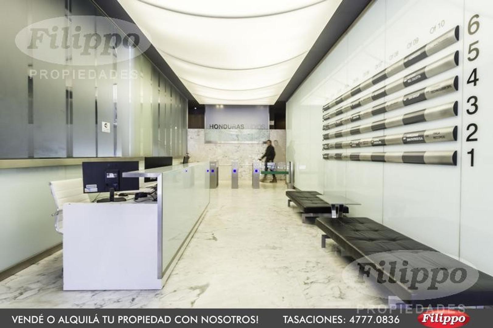 Oficina en Alquiler en Palermo - 4 ambientes