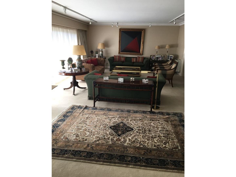 Virrey Loreto 1700  11/ Arribeños  Excelente piso 4 dorm escritorio dos cocheras vig 24 hs.
