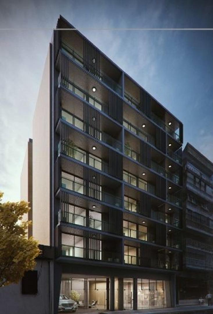Edificio Olivia, unidades 1 dormitorio. Amplias facilidades de pago.