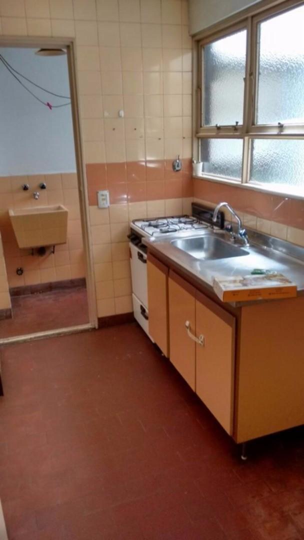Departamento 2 ambientes-Palermo Ideal Inversor