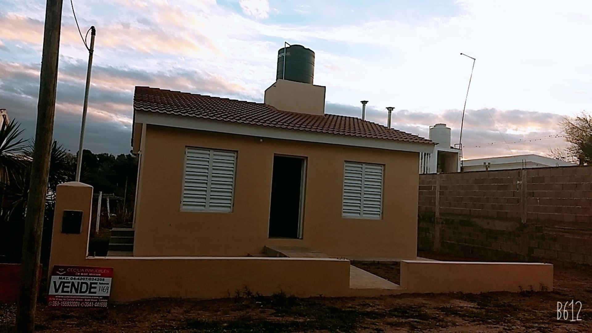 Casa en Venta en San Roque - 2 ambientes