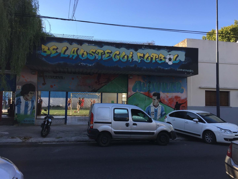 XINTEL(LOU-LOU-5) Lote - Venta - Argentina, Capital Federal - BELAUSTEGUI, LUIS DR. 3041