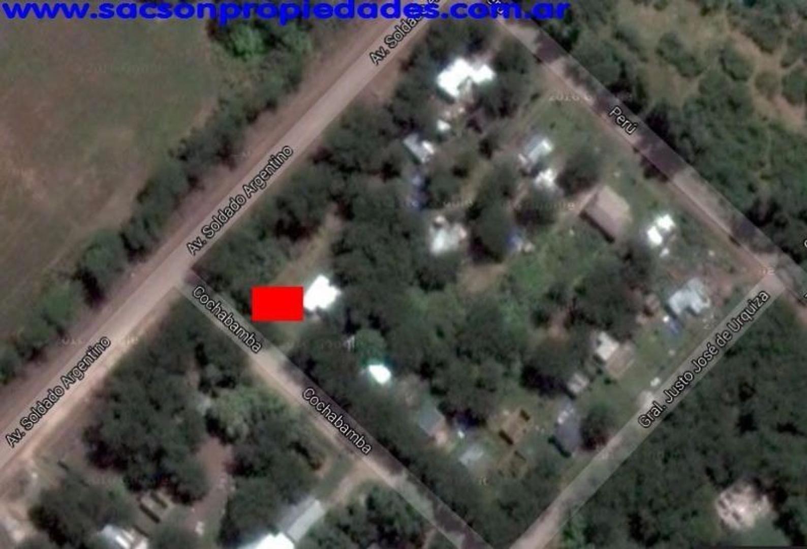 V451 Marcos Paz Venta de Lote de terreno - Consultas: tel 4656-0788