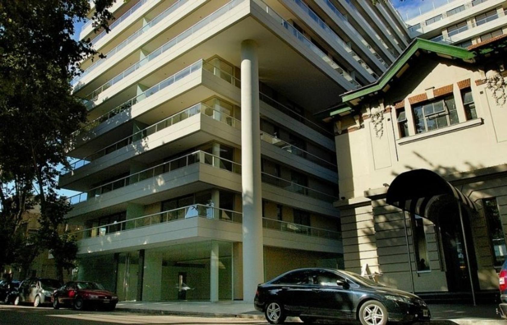 Departamento en Edificio Live Hotel Palermo Hollywood