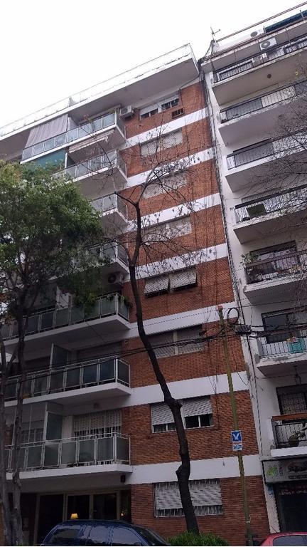DEPARTAMENTO 2 AMB. 5to. piso.BARRIO NORTE ALQUILER.