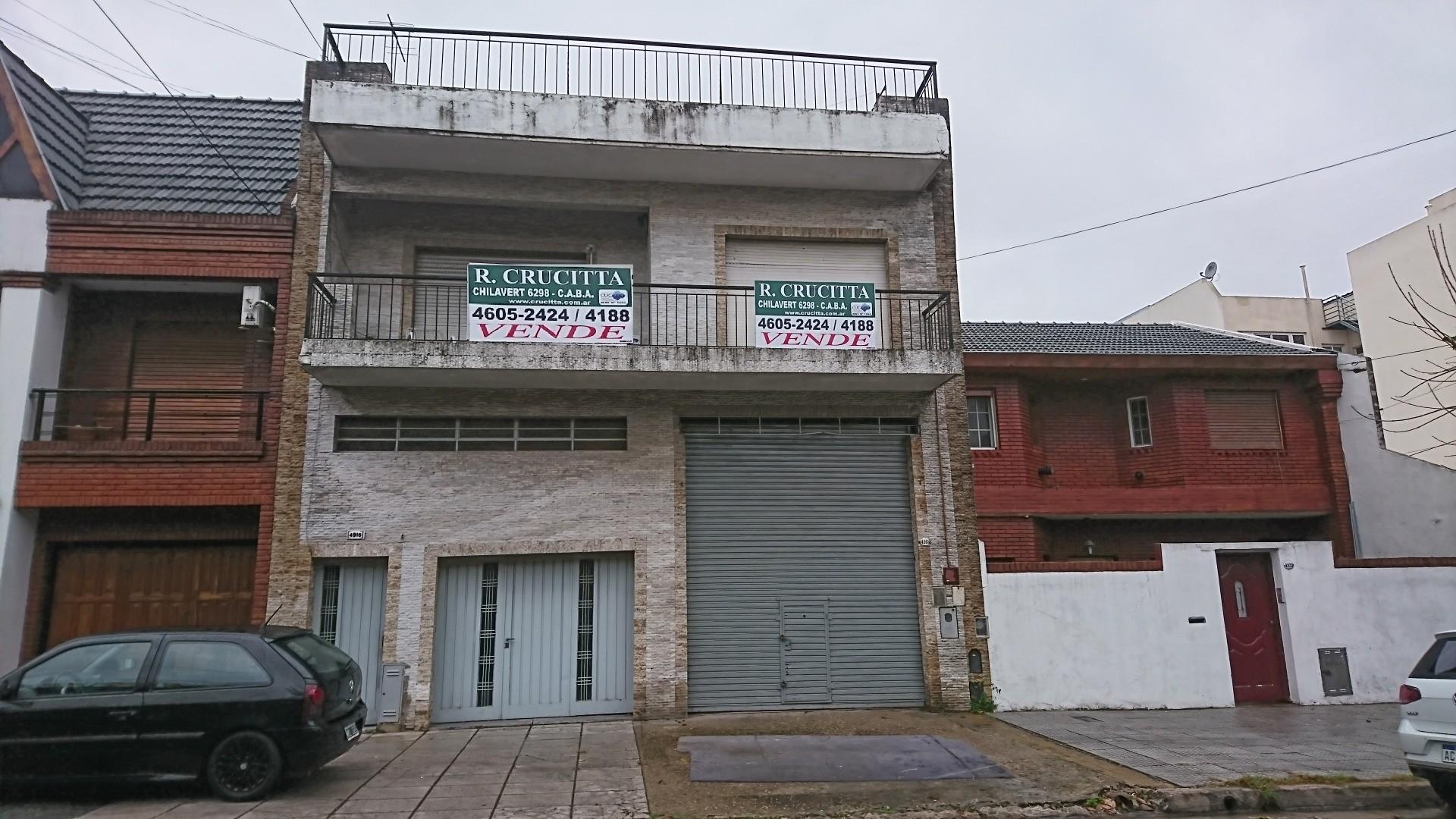 Casa 3 amb. C/Local - VENTA