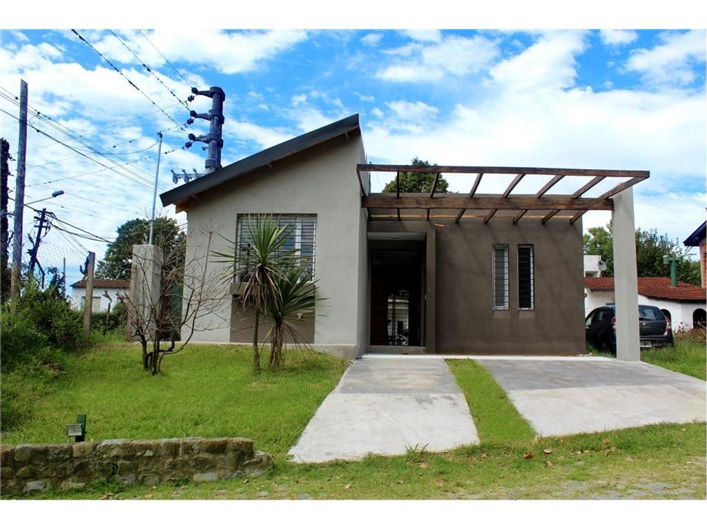 Casa en Barrio Matheu
