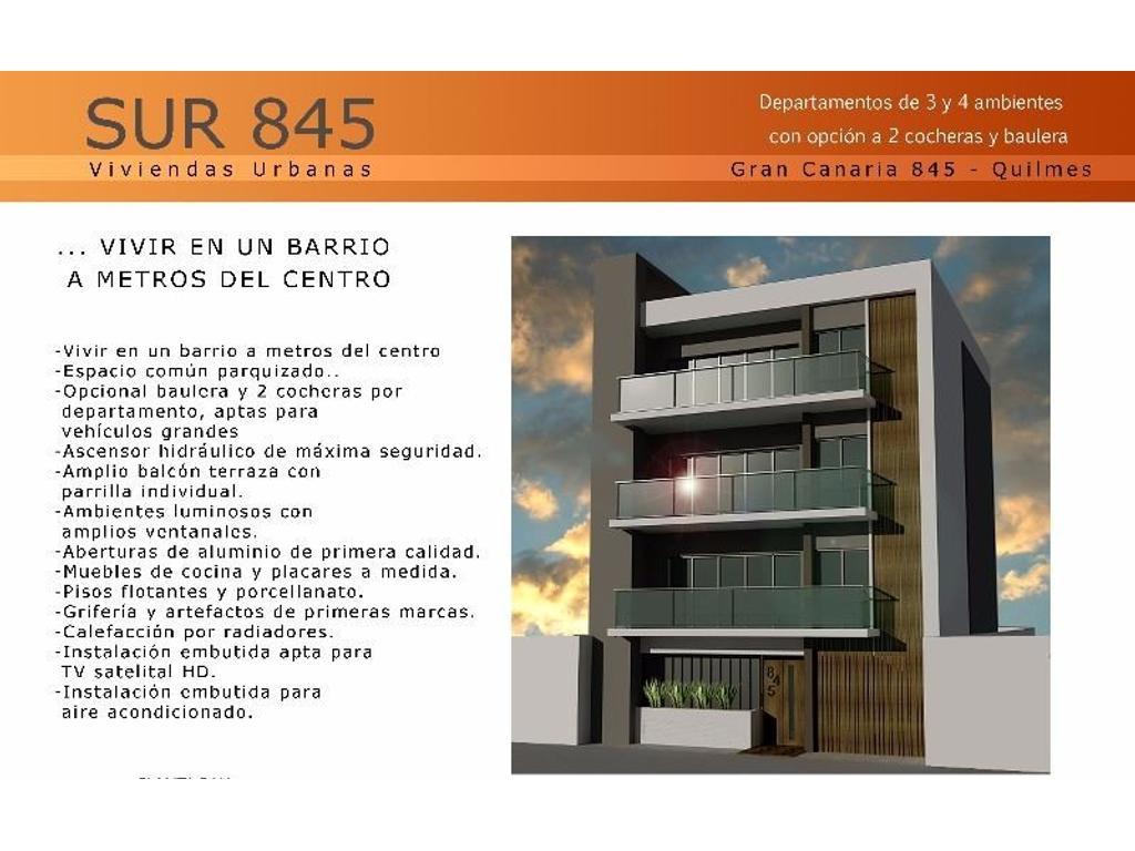 Departamento En Venta En Gran Canaria 845 Quilmes Buscainmueble # Muebles Quilmes