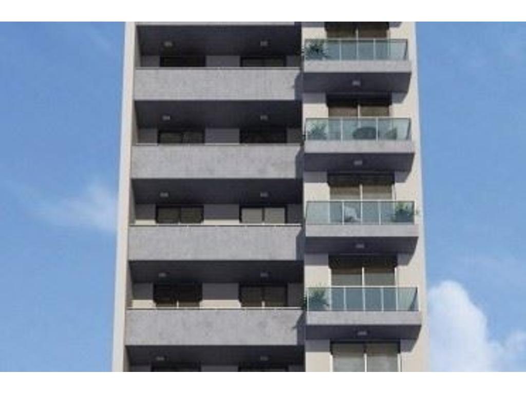 Departamento 1 dormitorio a la venta Rosario. Ovidio Lagos y San Juan. Entrega Julio 2017.