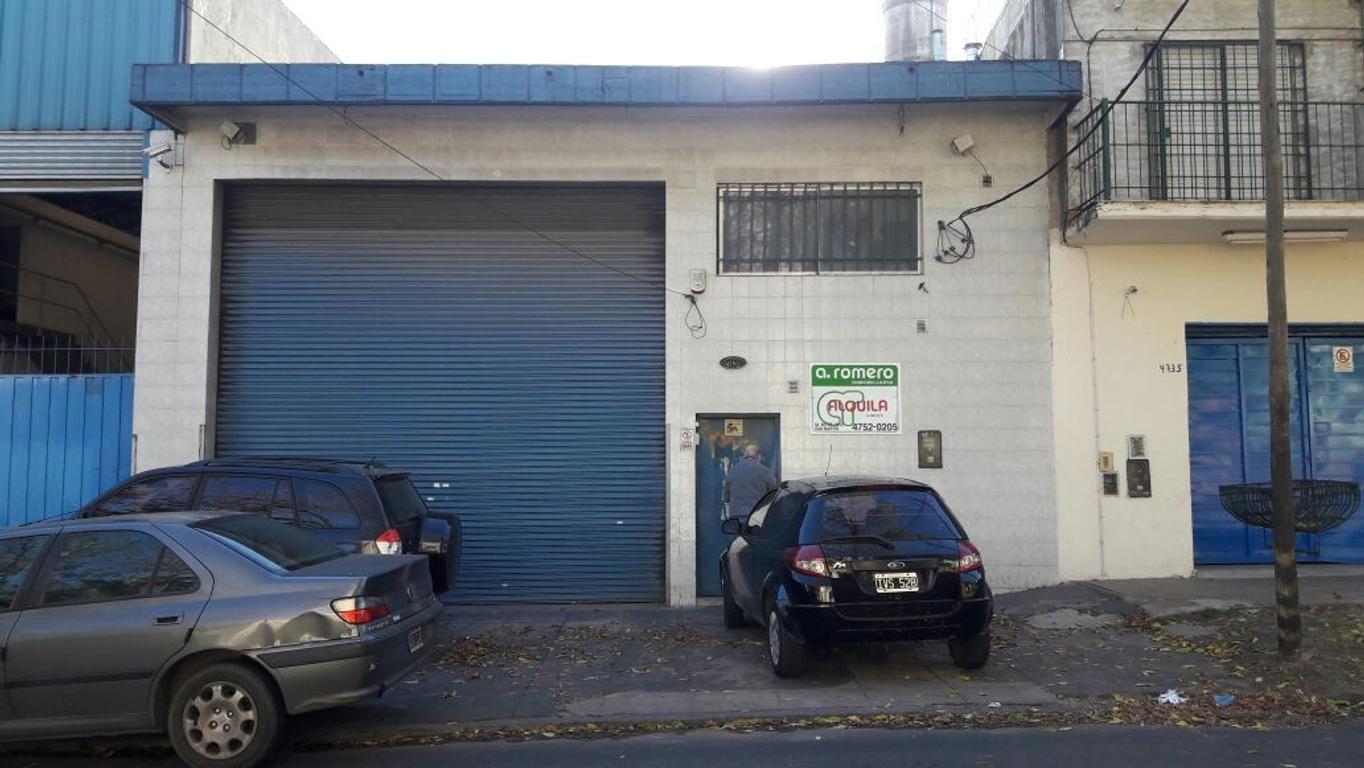 Galpón 600 m2 Parabólico  - Excelentes oficinas -