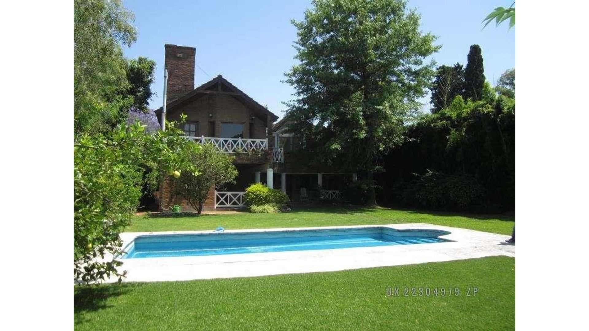 Casa - GBA Zona Norte - Lomas de San Isidro