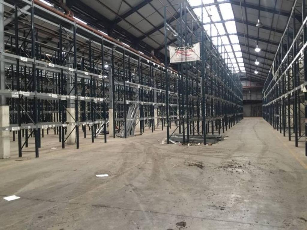 Galpón Industrial 5000 m2 - Parque Patricios - E1
