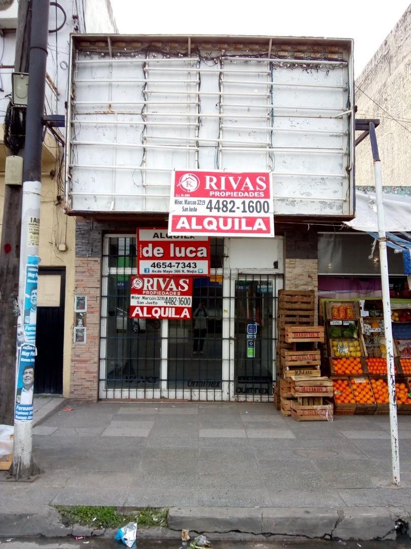 Local en Alquiler en San Justo