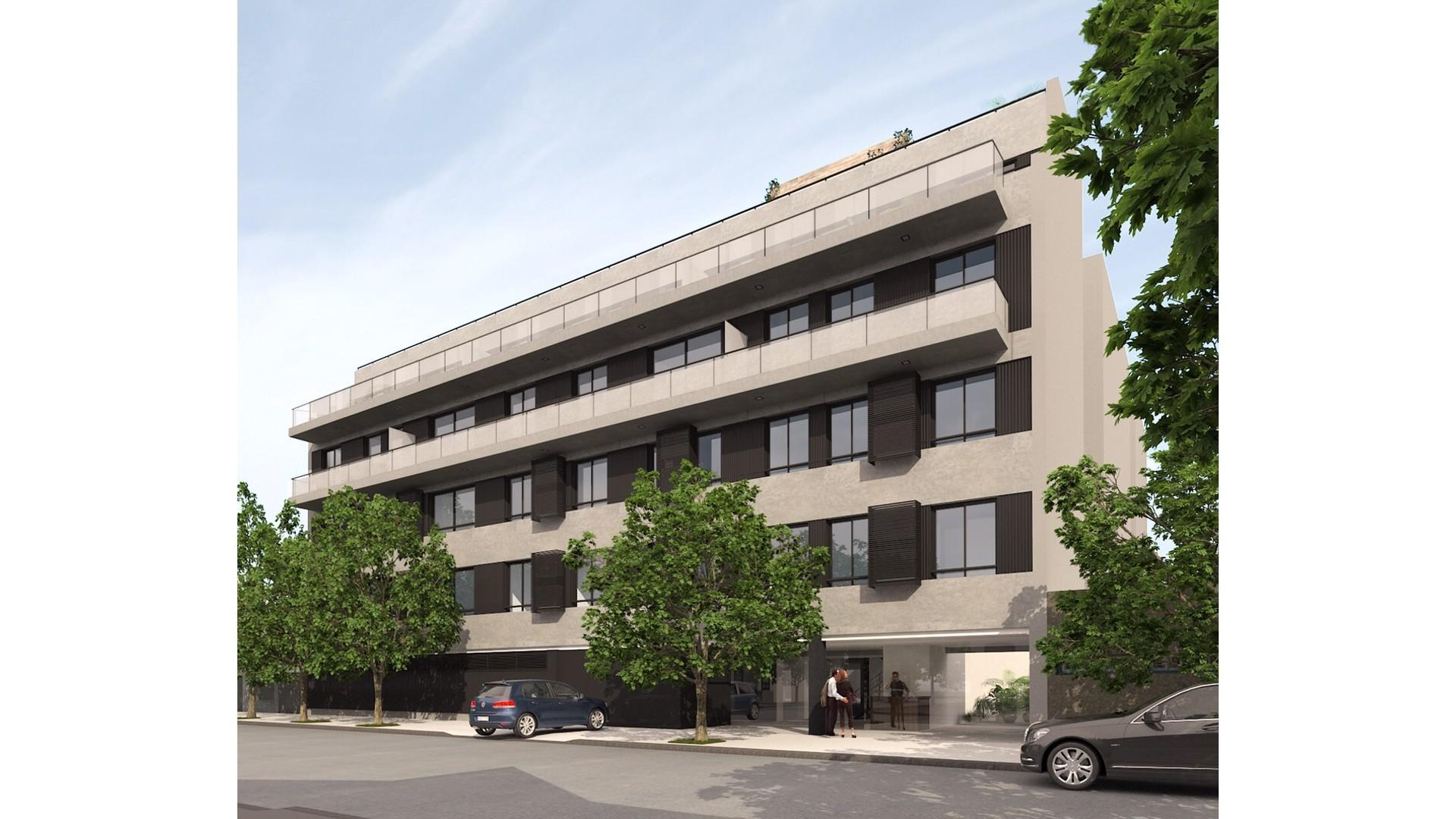 Simbron 4647 - Complejo Alta Roma - 4 ambientes en duplex con terraza