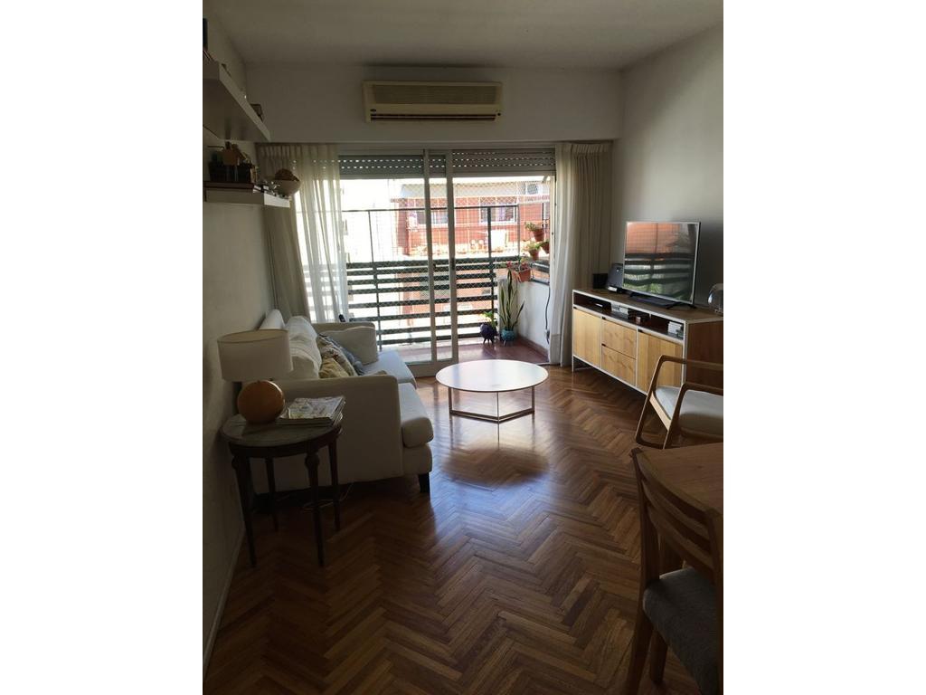 Muy interesante departamento de 3 ambientes en Belgrano
