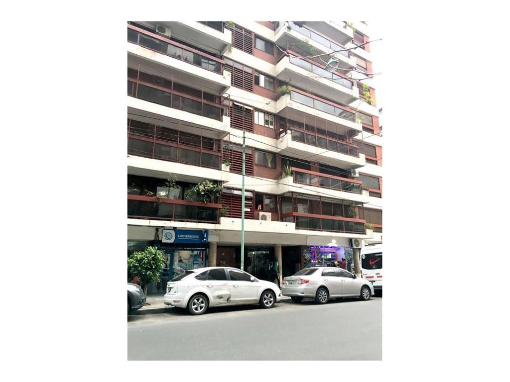 3 amb. al frente Gran Balcón Terraza