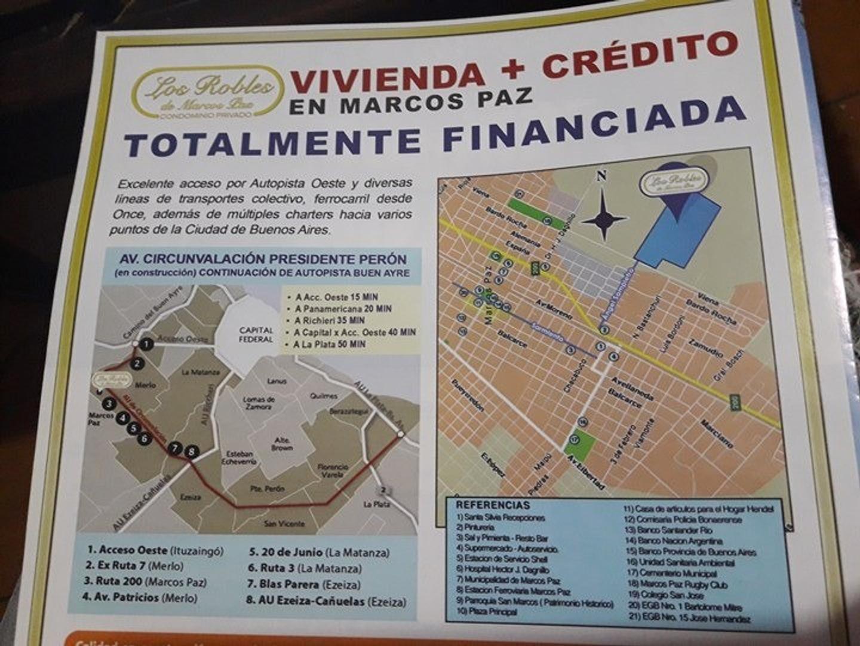 Casa en Venta en Sampietro - Countries y Barrios Cerrados Marcos Paz ...