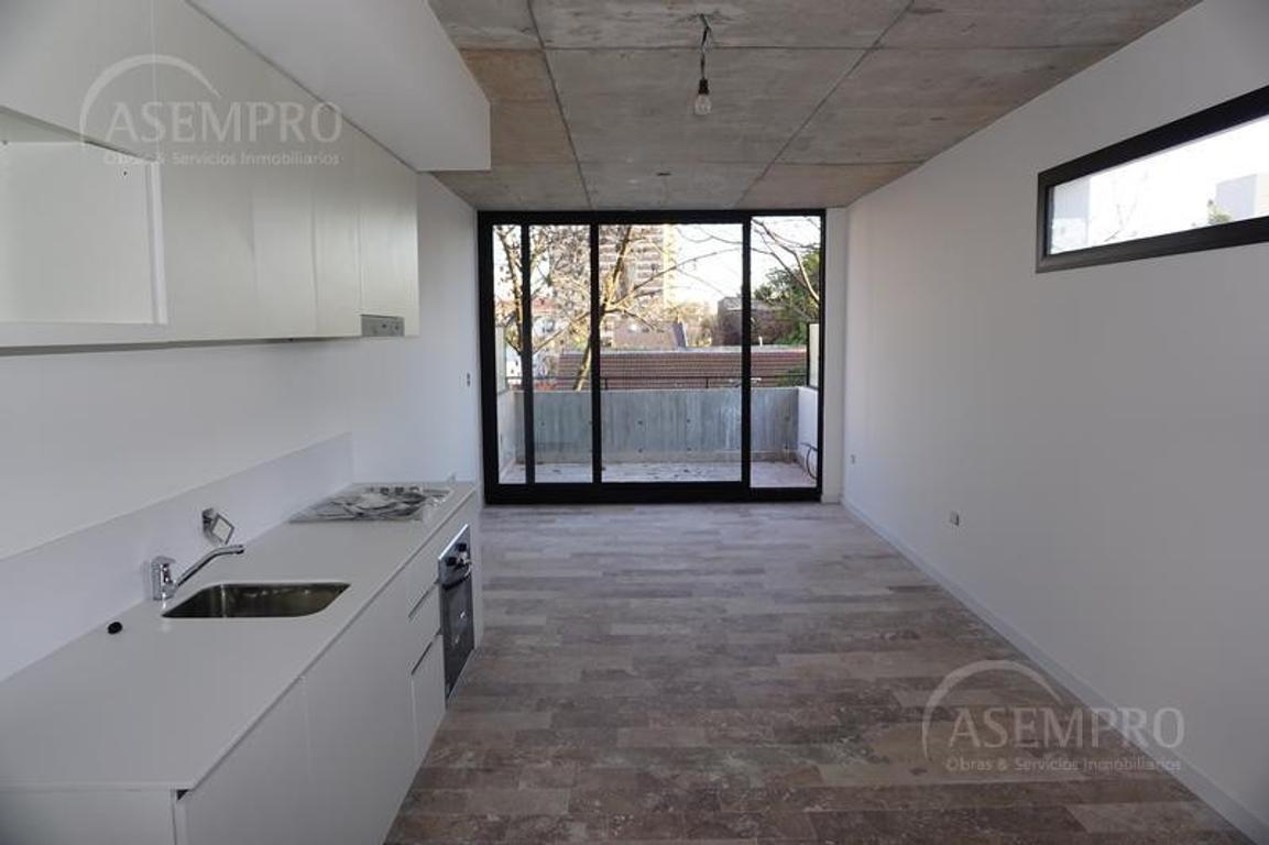 2 ambientes  de 92 m2 en Duplex con terraza y cochera