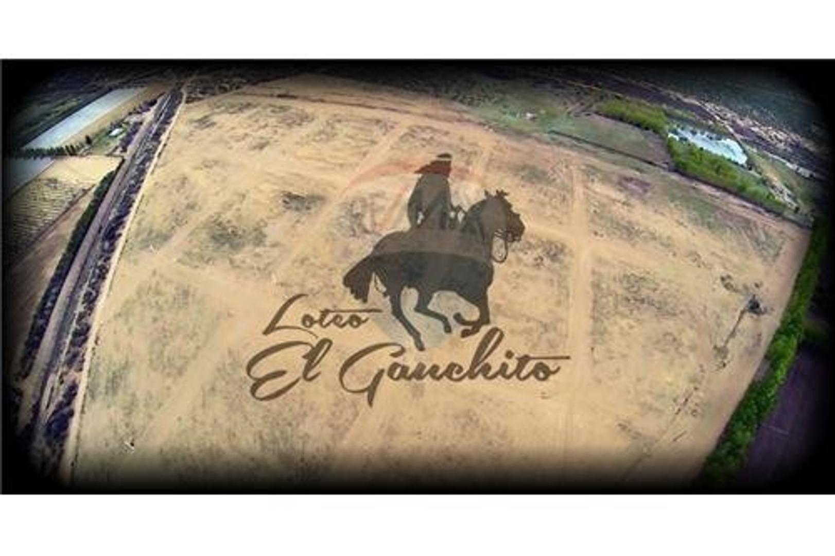 URBANIZACION  EL GAUCHITO- PLOTTIER. 300 MTS 2