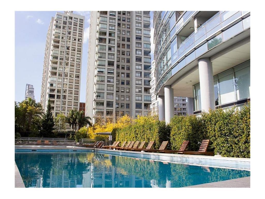 Lujosa Torre venta 2 dorm 120m² c/coch y muebles