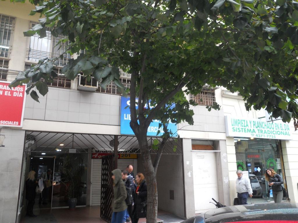Local en alquiler, Tribunales