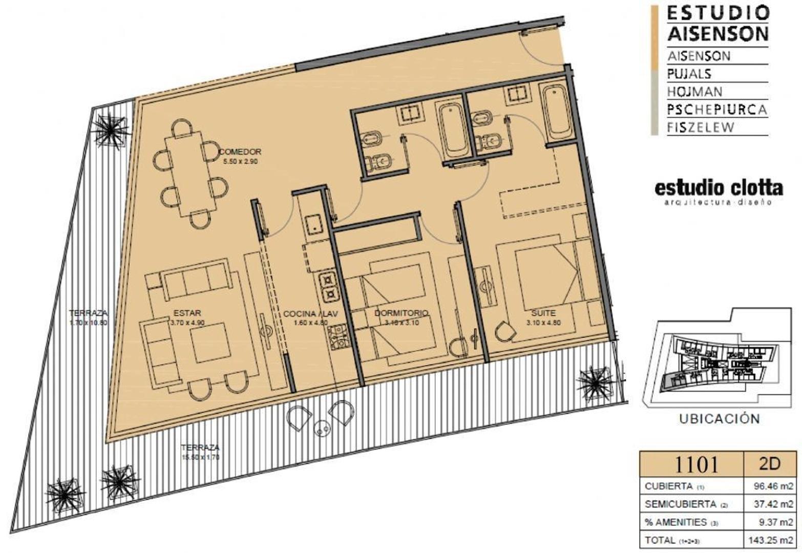 Departamento - Venta - Av. del Libertador 2400 - PRO0228_LP109388_3