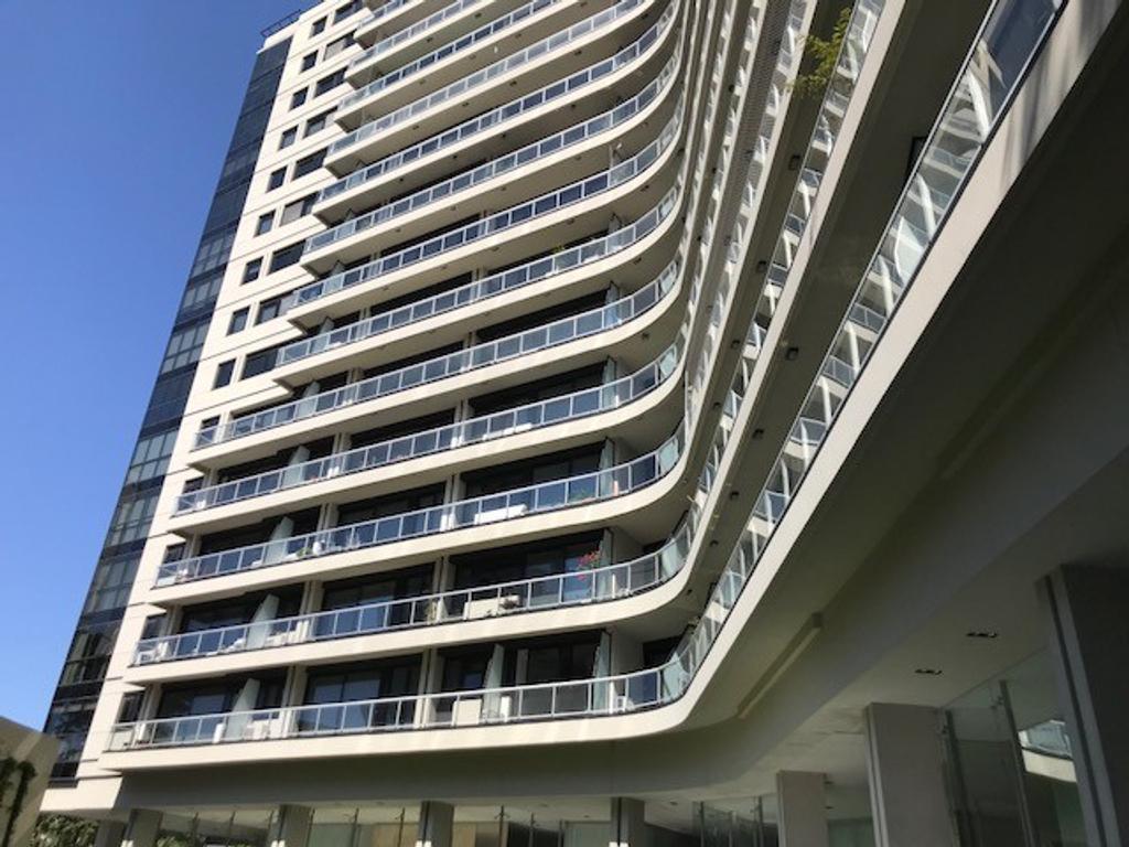 CARPE DIEM -Edificio PREMIUM DE MARIO ROBERTO ALVAREZ - 3 amb c coch y baulera con vista al Rio