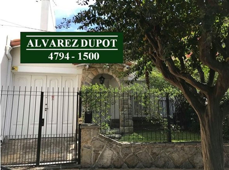 XINTEL(ALV-ALV-3671) Casa - Venta - Argentina, Vicente López - ENTRE RIOS 1100