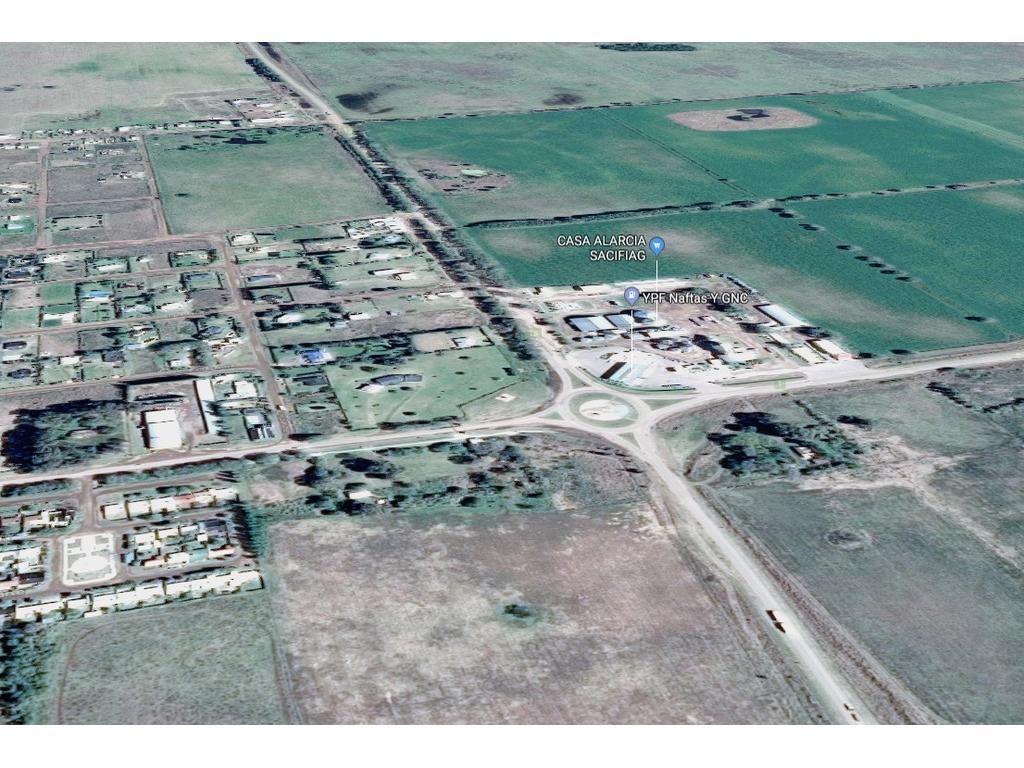 Excelente oportunidad campo en Macachín, La Pampa, 200 hectáreas