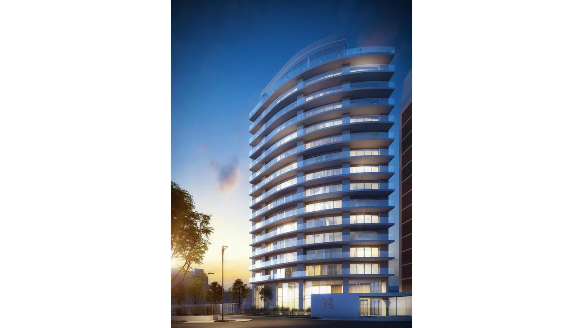 Torre Nila La Lucila - Exclusivo 2 ambientes con vista Panorámica a la ciudad!
